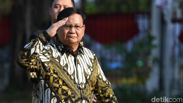 Prabowo: Tak Ada Kawan-Lawan Abadi di Persaingan Antarbangsa, Jangan Naif!
