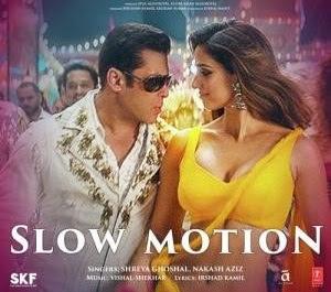 Slow Motion - Bharat (Vishal-Shekhar, Shreya Ghoshal) - New Hindi Song 2019