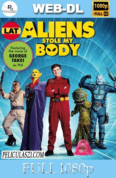 Aliens Stole My Body (2020) Full HD WEB-DL 1080p Dual-Latino VIP