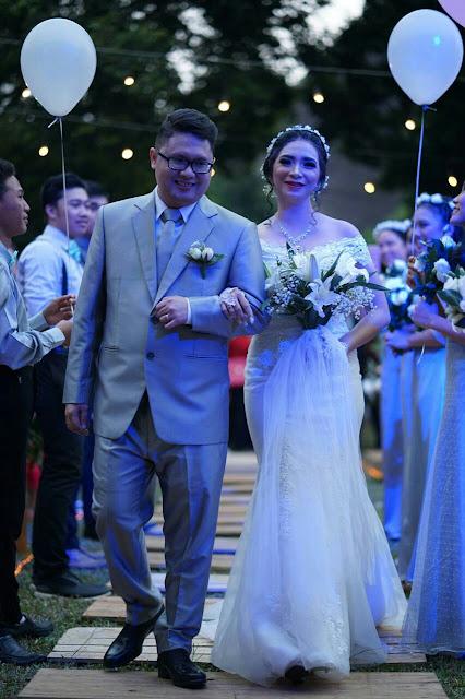 photo wedding jakarta dennis dan vania