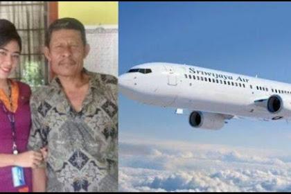 Permintaan Aneh Pramugari Sriwijaya Air SJ182 Kepada Keluarga Sebelum Peristiwa
