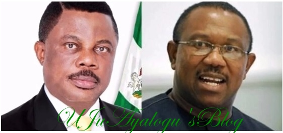 Former Governor Peter Obi tells Anambra people who to vote for, condemns Obiano