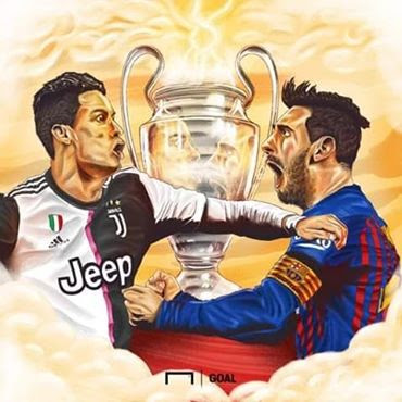 who is the king of moment? #Messi 0r #Ronaldo