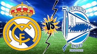 مشاهدة مباراة ريال مدريد والافيس اليوم السبت الدوري الاسباني