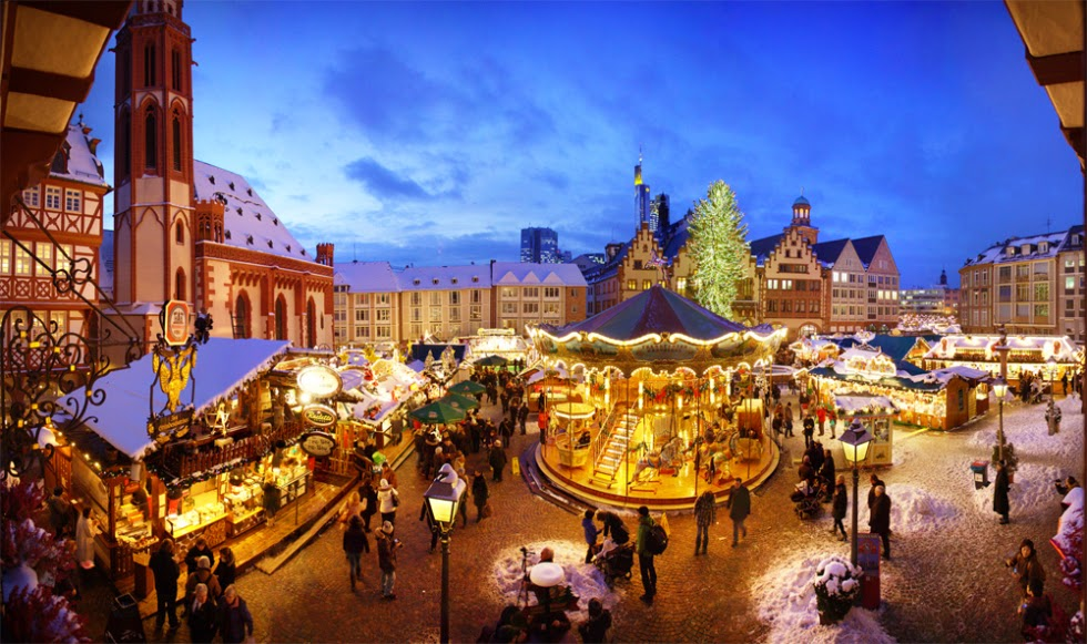 Frankfurt Christmas Market – the Oldest in Germany