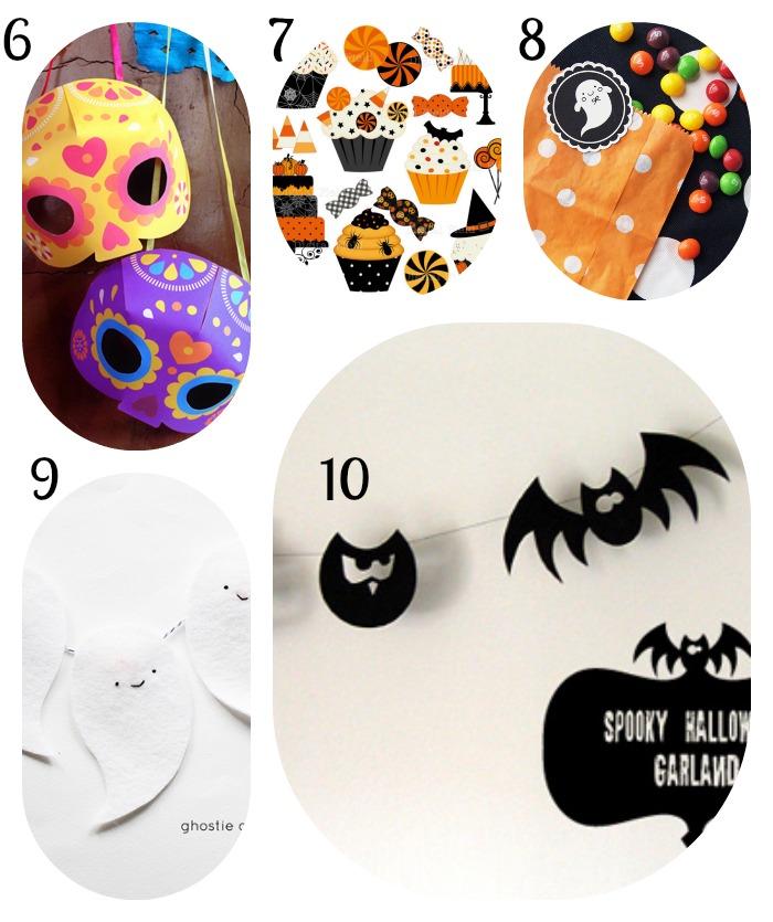 máscaras-imprimibles-de-halloween