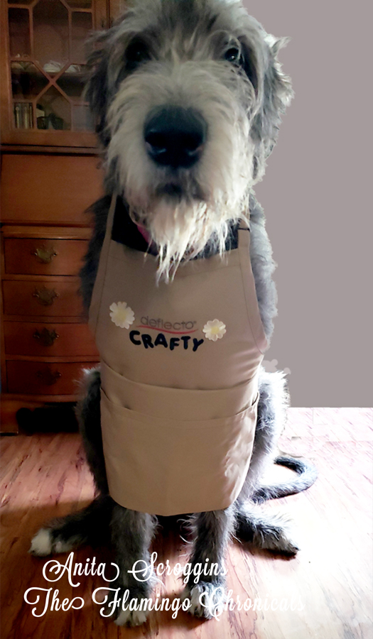 Irish Wolfhound Crafty