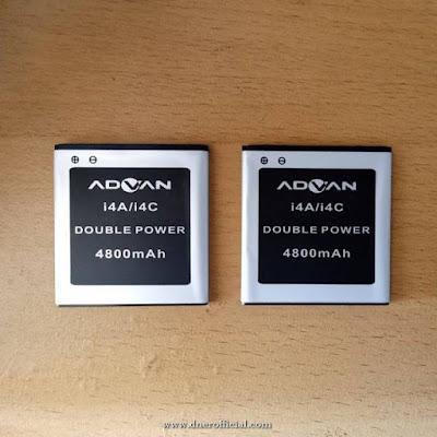 Baterai HP Advan I4A