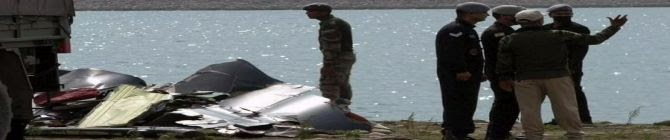 Ranjit Sagar Dam Crash: Indian Navy Recovers Two Missing Pilots From Helicopter Crash