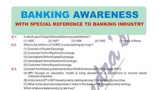 Banking GK