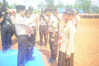 Kwarda Sumsel Gelar Latihan Gabungan se-Sumatera