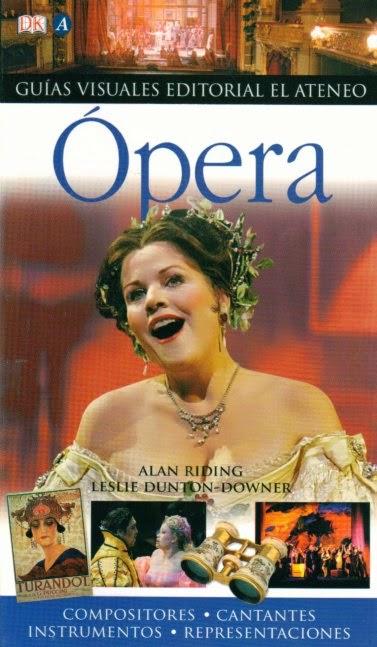 Ópera Guías Visuales DK El Ateneo