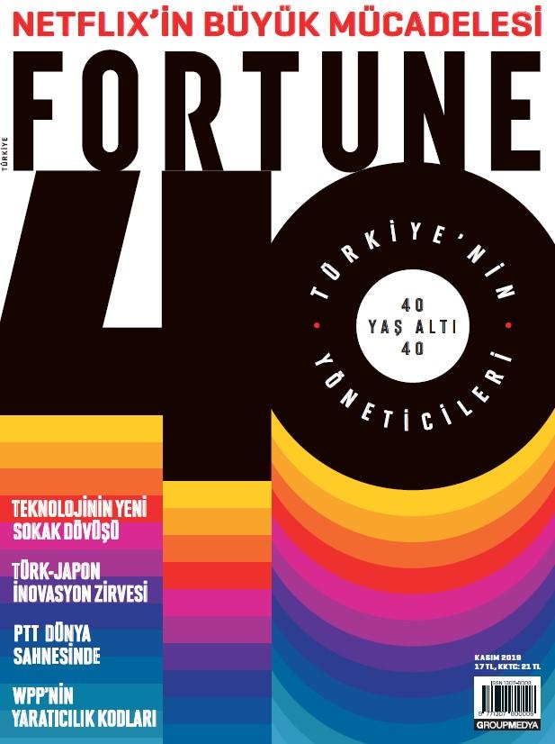 Fortune Kasım 2019 PDF Dergi indir