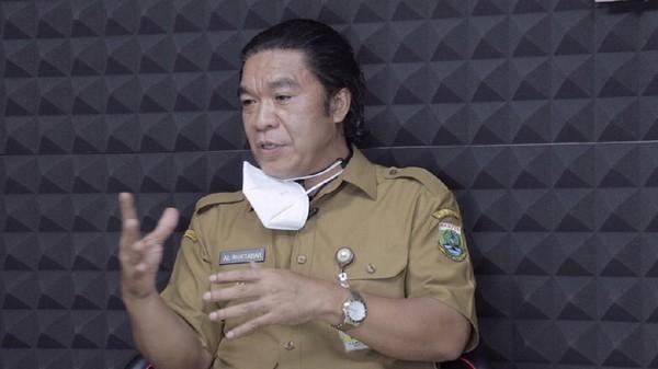 Apa Alasan di Balik Mundurnya Sekda Banten Al Muktabar?
