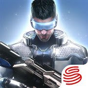 Playstore icon of Cyber Hunter