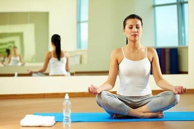 cara mengatasi ngantuk dengan yoga