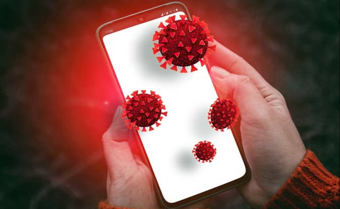 celulares, antivirus,