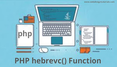 PHP hebrevc() Function