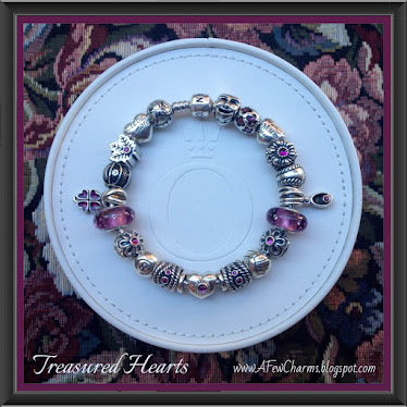 Treasured Hearts bracelet