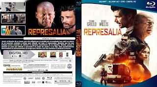 CARATULAREPRESALIA - REPRISAL - 2018 [COVER - BLURAY]
