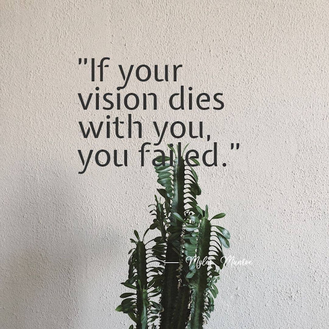 Myles Munroe quotes on vision