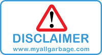 disclaimer-myallgarbage