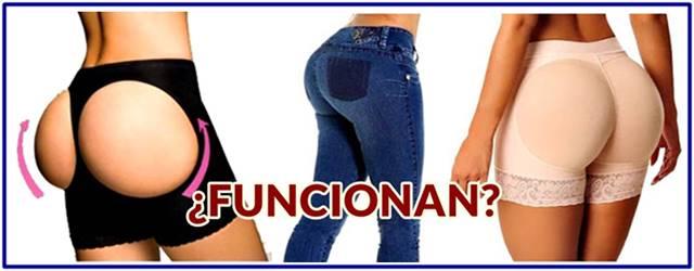 ¿Funcionan las fajas y los jeans que prometen levantar y agrandar la cola?