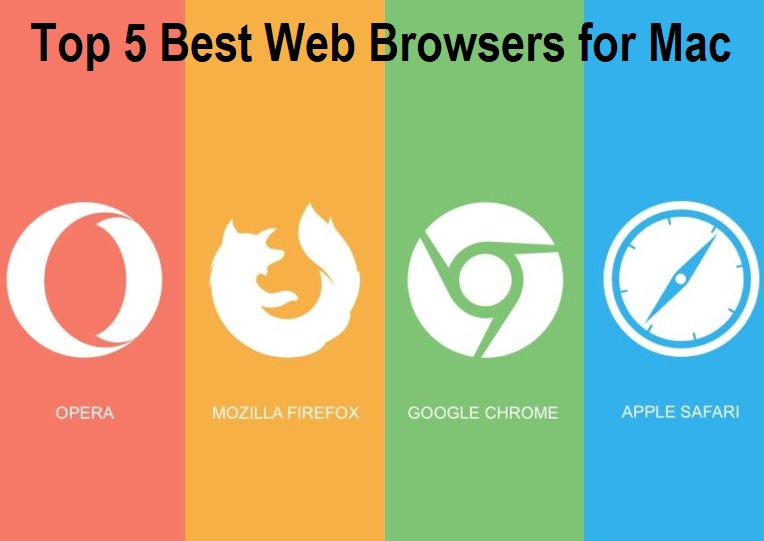 Top 5 Best Web Browsers for Mac