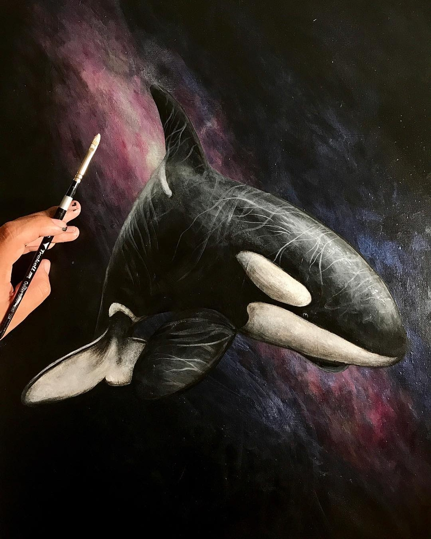 08-Orca-Killer-Whale-Jonathan-Martinez-Realistic-Pencil-Animal-Drawings-www-designstack-co