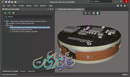 تحميل برنامج تصميم الدوائر الالكترونية Altium Designer 20 Build 345 with serial key