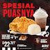 Promo KFC Murah, Rp 22.727 Dapat Ayam, Nasi, Mocha Float