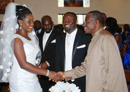 senator david mark daughter wedding