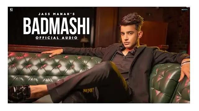 Jass Manak Song Badmashi Lyrics   Gurlez Akhtar