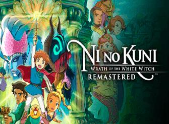 Ni No Kuni Wrath Of The White Witch Remastered [Full] [Español] [MEGA]