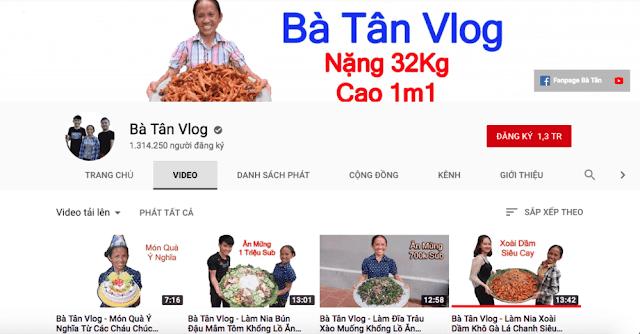 """""""Thánh YouTuber"""" nói gì về """"Bà Tân Vê Lốc"""" 2 tuần hút 1 triệu người theo dõi?"""