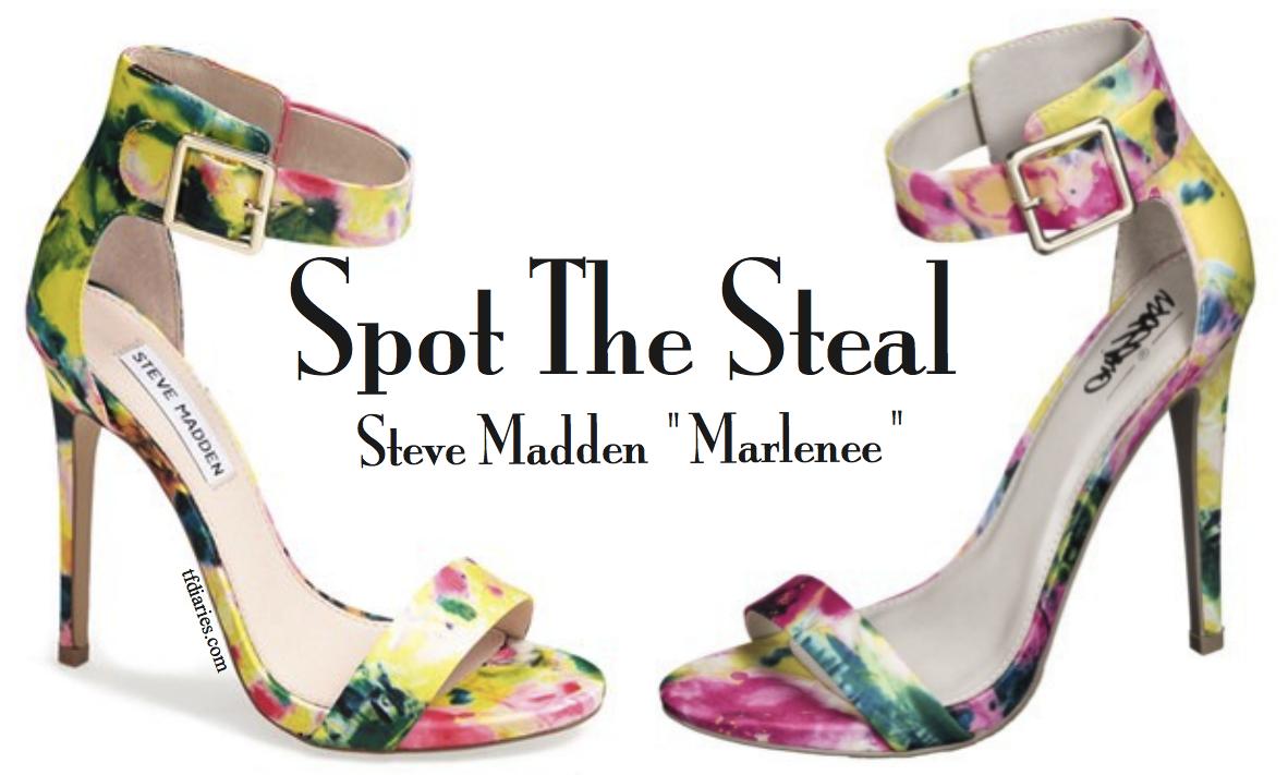 13100e76cee Spot The Steal  Steve Madden Marlenee