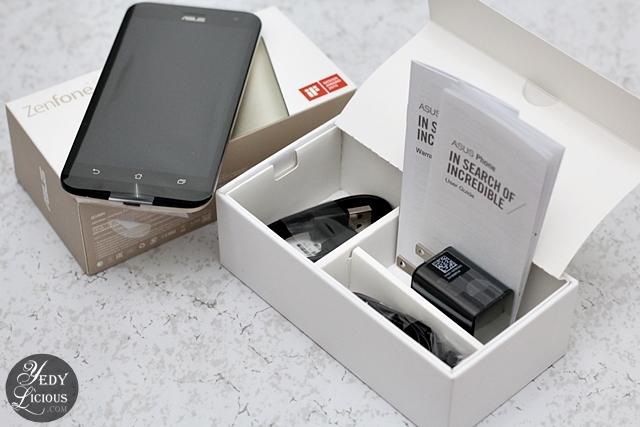 Unboxing the ASUS Zenfone 2 Laser ZE500KL
