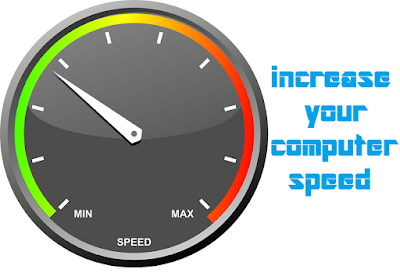 boost your computer speed