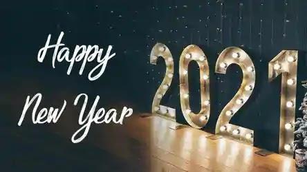 Welcome to नया साल 2021