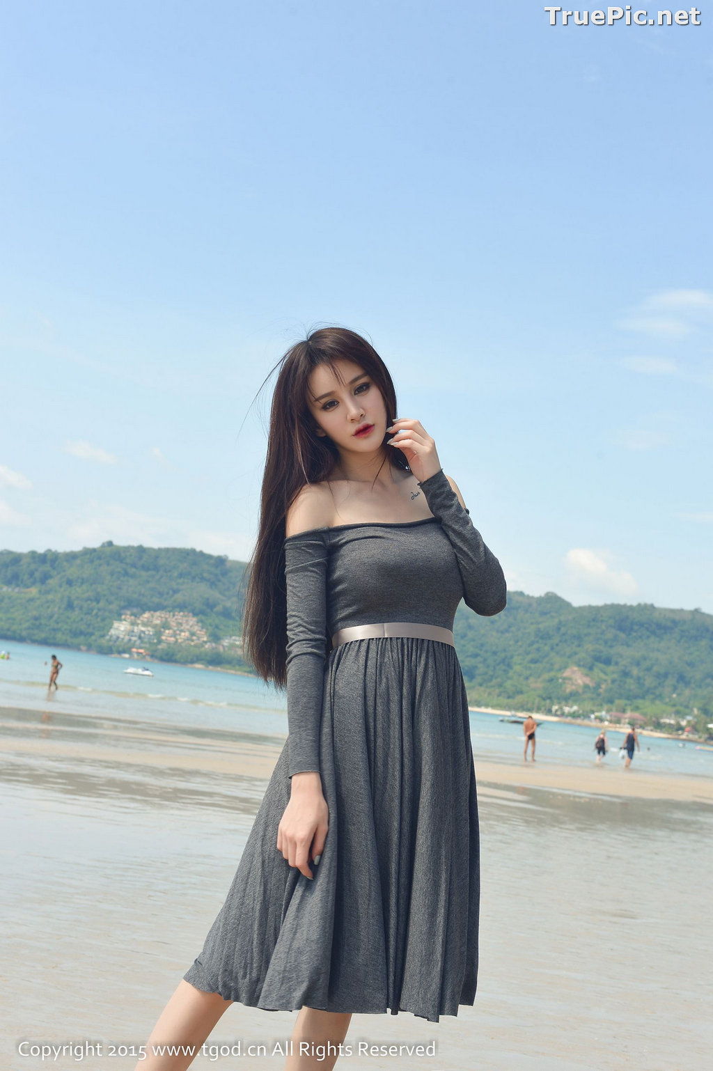 Image TGOD 2015-11-10 - Chinese Sexy Model - Cheryl (青树) - TruePic.net - Picture-47