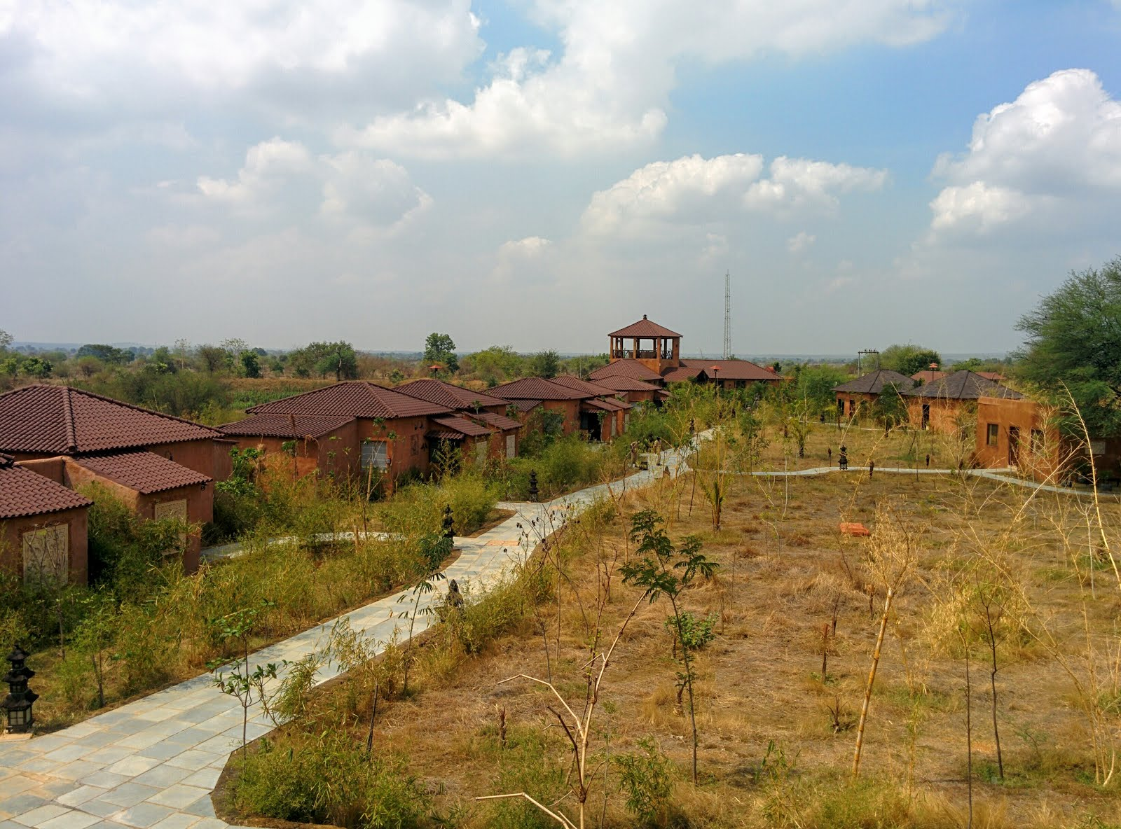 Bamboo Forest Safari Lodge - Tadoba Andhari Tiger Reserve