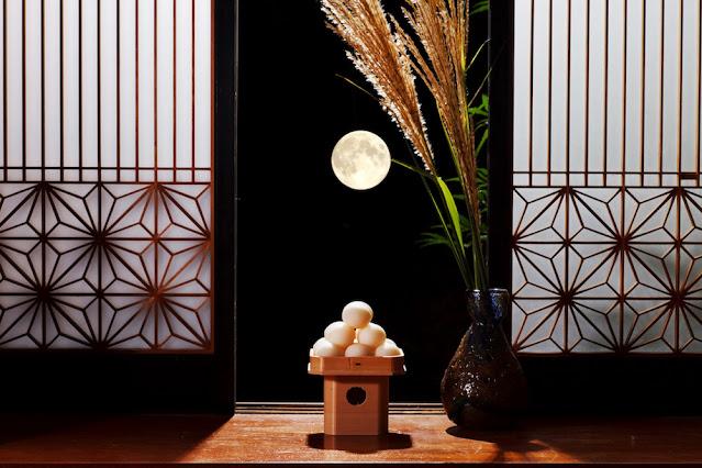 Tsukimi, la fête de la lune