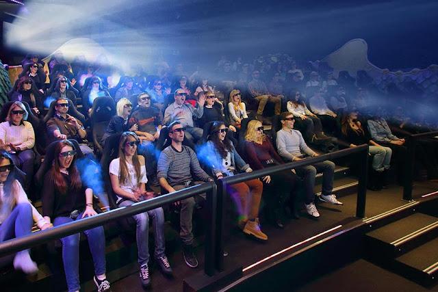 Gaudi 4D Audiovisual Experience