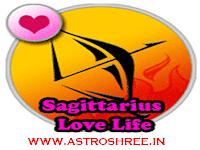 love life of sagittarius