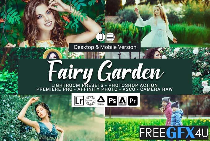 Fairy Garden Presets