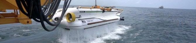 Indian Navy Dispatches DSRV To Assist Indonesian Navy's Search For Missing Submarine