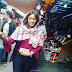 Drama As Omotola Jalade's Husband Threatens To Leave Her At New Medina Market In Casablanca
