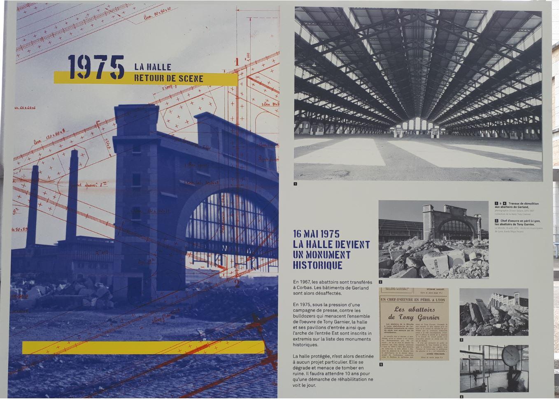 Halle Tony Garnier - Histoire d'un monument