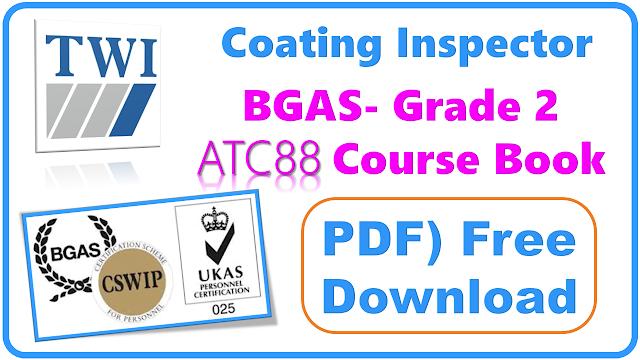 TWI Pakistan | PDF) BGAS Grade 2 ATC88 Course Book | free download