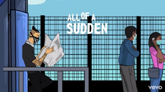 "[Visualizer] Tekno – ""Sudden"" #Arewapublisize"